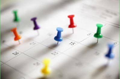 Le calendrier des procédures   documentation 2020/2021 | Campus France